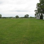 Lower field at Birch Hill Farm Caravan Club CL