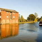 Old canal wharf, Ellesmere